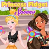 Princess Fidget Spinner game