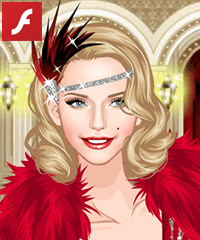 Luxurious 20S Dress Up game