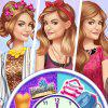 play Lucy Hale Round The Clock Fashionista