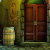 Avmgames Old Pretty Palace Escape game