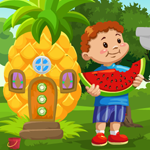 play Boy Escape From Fruit House