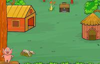 Piggy Land Escape 2 game