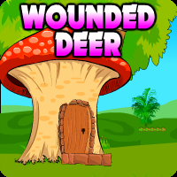 Wounded Deer Escape game