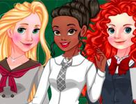 play High School Princesses
