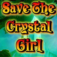 play Save The Crystal Girl