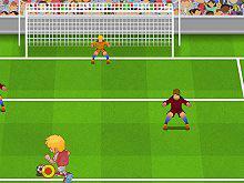 play Drop Kick: World Cup 2018