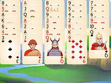play Stronghold Solitaire