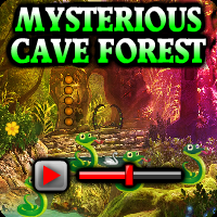 Escape Mysterious Cave Forest Walkthrough game