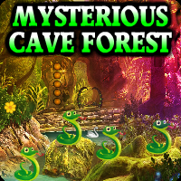 Escape Mysterious Cave Forest game