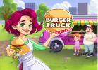 Burger Truck Frenzy Usa game