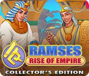 play Ramses: Rise Of Empire Collector'S Edition