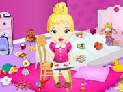 play Little Princess Bedroom Cleaning