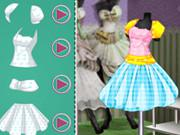 play Tailor Shop - Dress Design