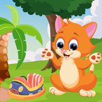 play Cute Cat Escape 2