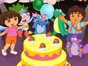 Dora & Friends Birthday Party game