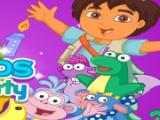 play Dora And Friends Birthday Party
