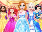 play Princesses Cocktail Party