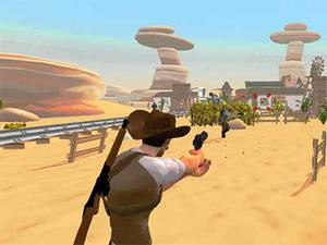 play Wild West: Sheriff Rage