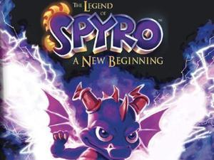 play The Legend Of Spyro: A New Beginning