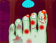 play Monster Foot Doctor