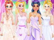 play Princesses Buy Wedding Dresses
