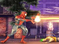 play Spider Hero Street Fight