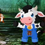 play Cute Calf Rescue 2