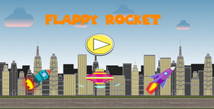 play Flappy Rocket