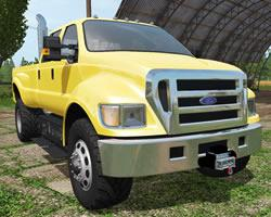 play Ford F650 Differences