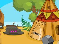 play Tribal Hut Escape 2