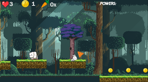 play Rabbit - An Adventure In The Forest
