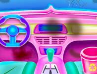 play Animals Car Salon Cleaning