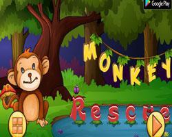 play Rescue Monkey