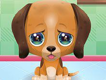 play Cute Puppy Care Mobile