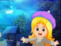 play Cute Girl Escape From Forest House
