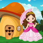 play Cute Princess Escape From Fantasy House