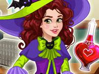 play Olivia'S Magic Potion Shop