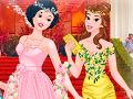 play Princesses At Met Gala Ball