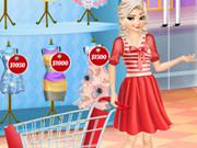 play Princess Spring Shopping