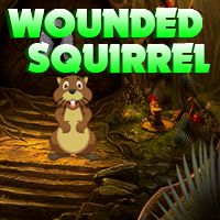 play Wounded Squirrel Escape