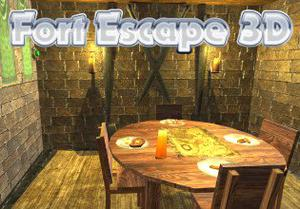 play Fort Escape 3D