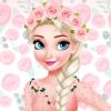 play Elsa Stylish Roses