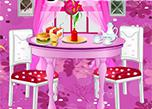 play Princess Home Fancy Decoration