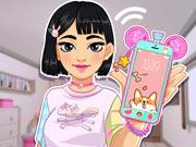play Tomoko'S Kawaii Phone
