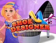 play Shoe Designer - Marie'S Girl