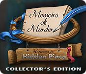 play Memoirs Of Murder: Welcome To Hidden Pines Collector'S Edition