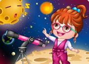 play Baby Hazel As Astronomer