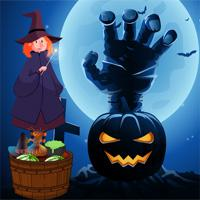 play Zoozoogames-Halloween-Trick-Or-Treat-Escape