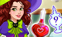 play Olivias Magic Potion Shop