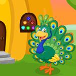 play Cute Peacock Rescue